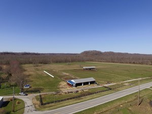FARM-COMMERCIAL POTENTIAL-US 127 FRONTAGE - LIBERTY, KY.