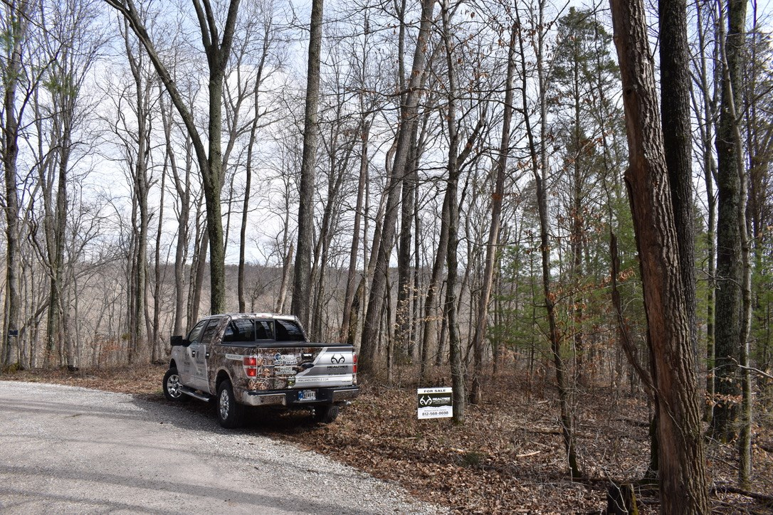 Crawford Cty Hunting Land for Sale, Borders Hoosier National