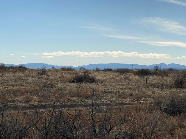 Residential Lot For Sale Torrance County New Mexico Priced