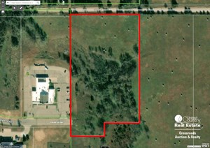 ABILENE KANSAS DEVELOPMENT LAND LOT FOR SALE