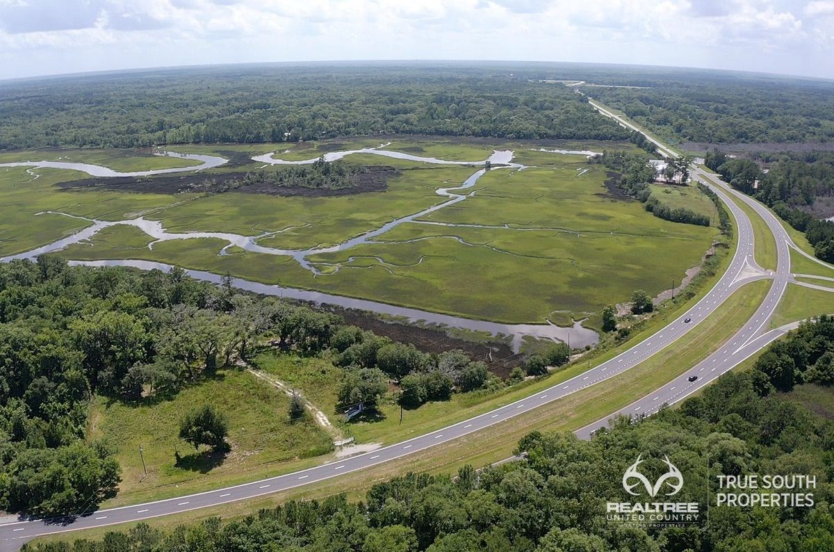 Hwy 17 Yemassee Commercial Waterfront Land