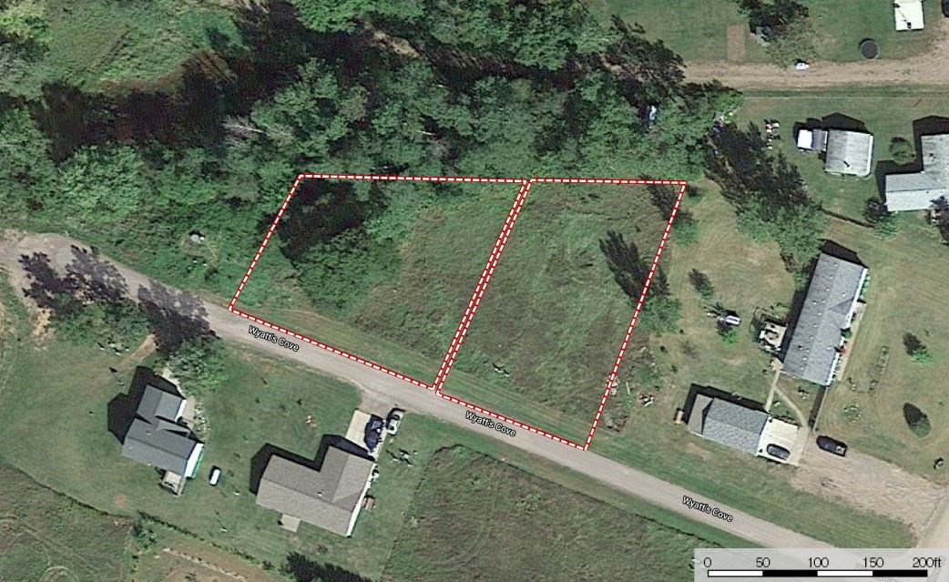 Small Town Buildable Lot for Sale in Willow River, MN