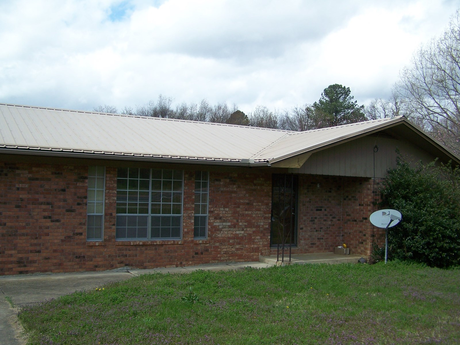 Arkansas Ozarks Home In Town For Sale Located Marshall, AR