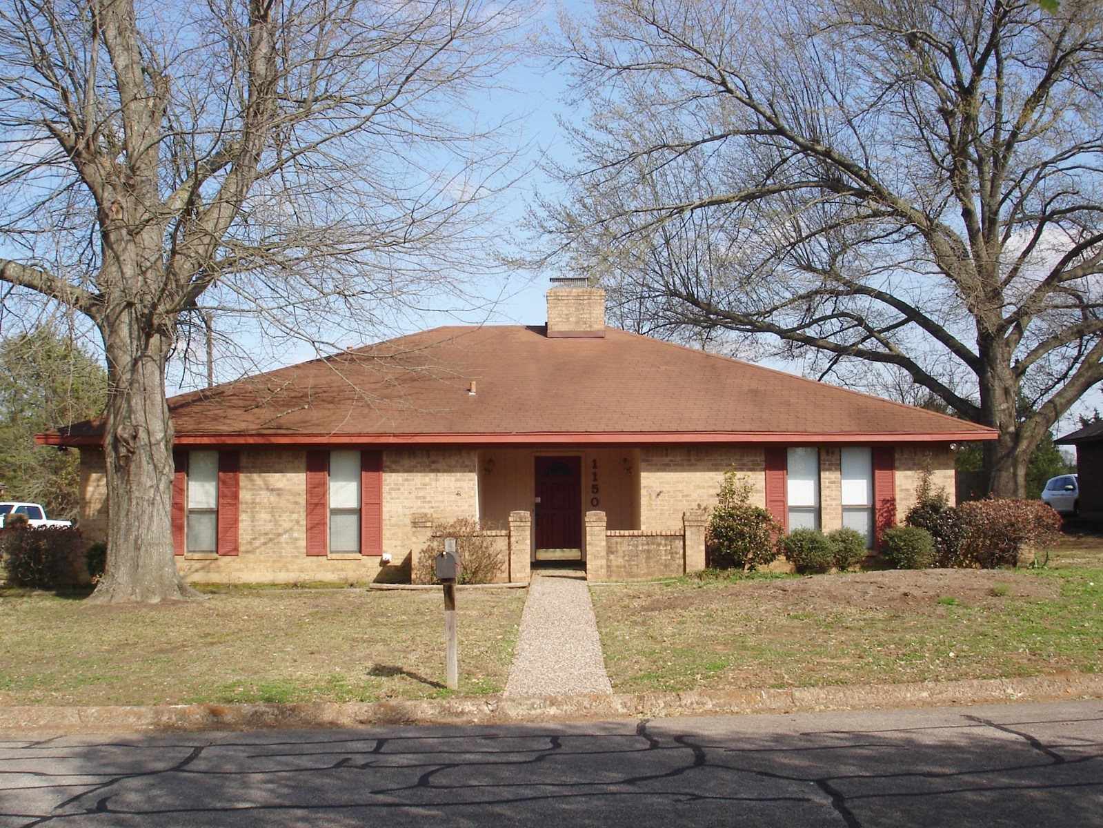 Home In Town For Sale Paris Texas