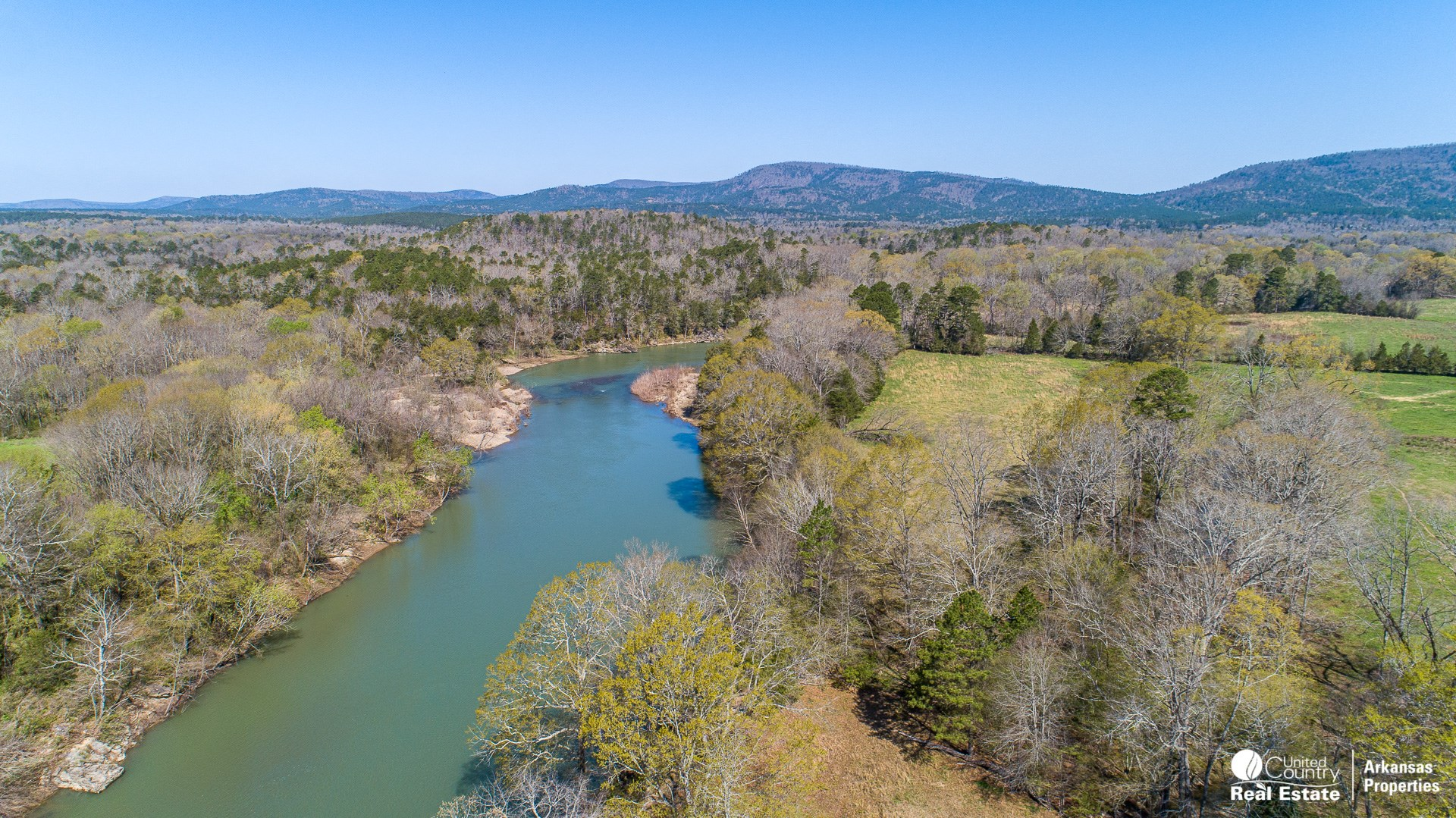 River Ranch for sale in Arkansas