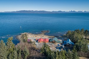 HOME AND RENTAL CABINS FOR SALE IN ALASKA
