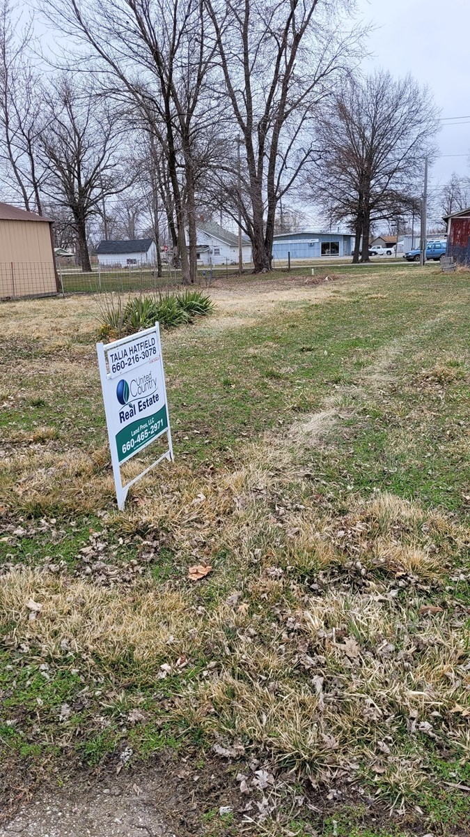 LOT FOR SALE NORTHEAST MO, INVESTMENT OPPORTUNITY KAHOKA, MO