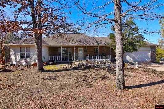 A Quiet Country Estate for Sale in Mountain Home, AR