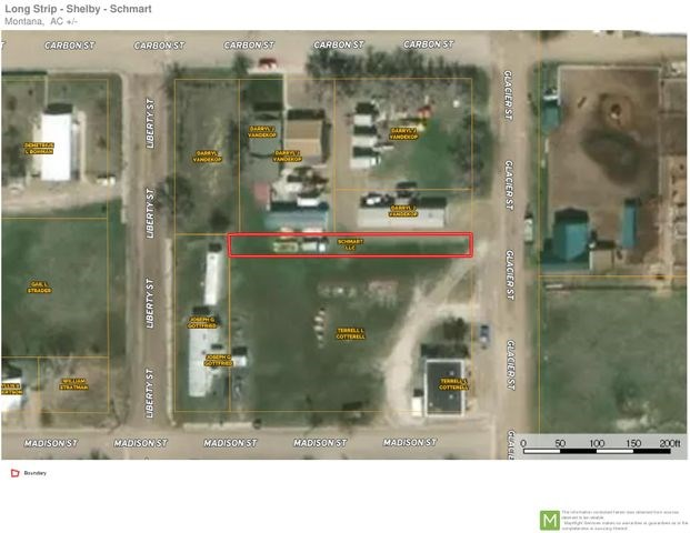 Residential Land for Sale Shelby, MT