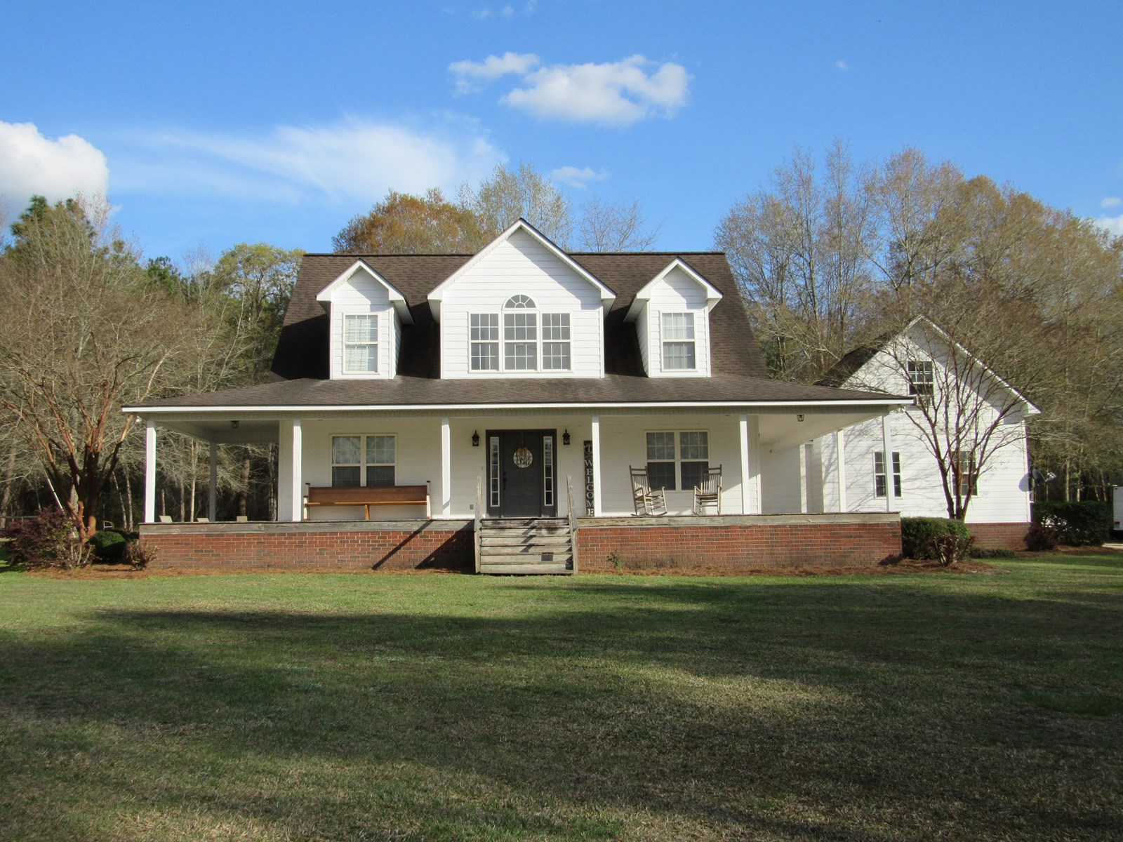Charming Family Home on 5 acres