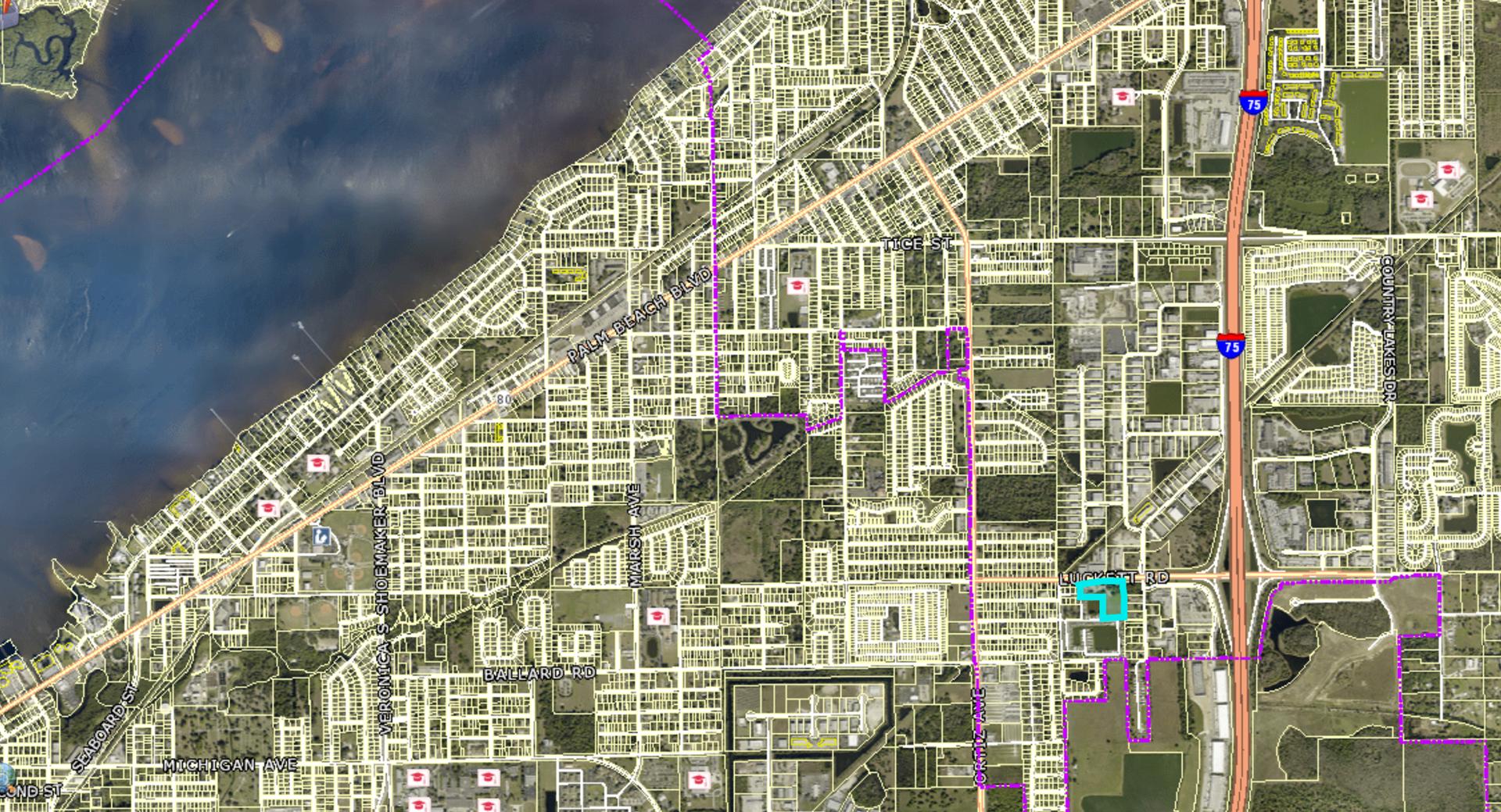 Commercial Acreage Near I-75 Commercial Development RV