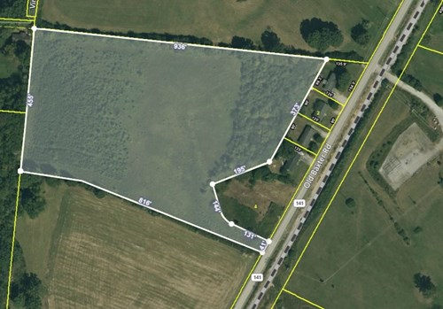 10.6 Ac Unrestricted Near Center Hill Lake/Caney Fork River