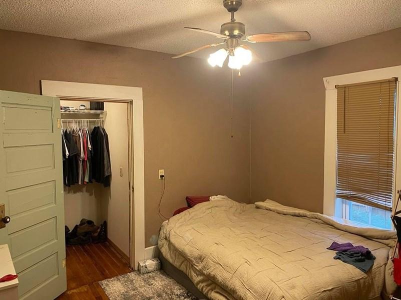 1st bedroom in main