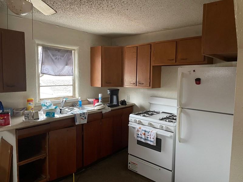 In Apartment