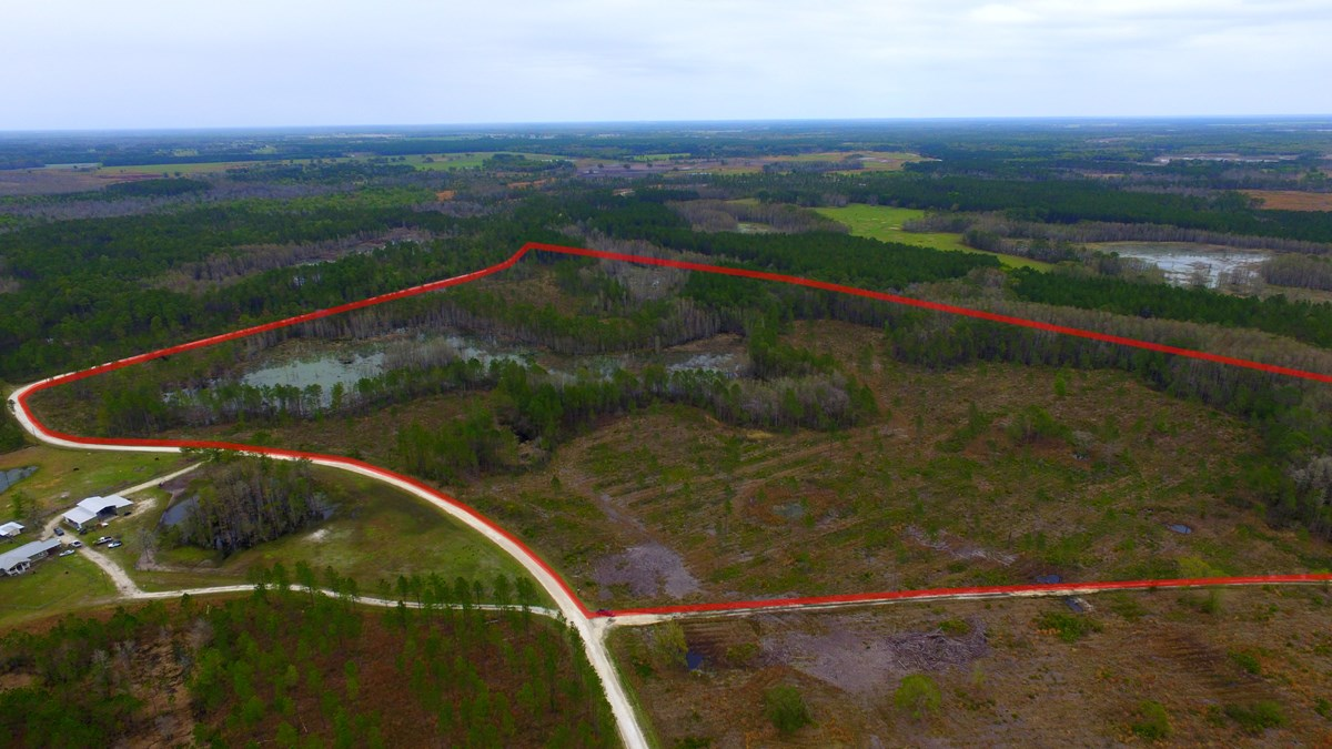 75+ ACRES IN BEAUTIFUL WINDING RIVER PRESERVE!