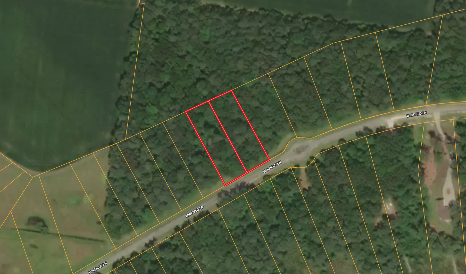 Land for sale in Waterfront community Beaufort County, NC
