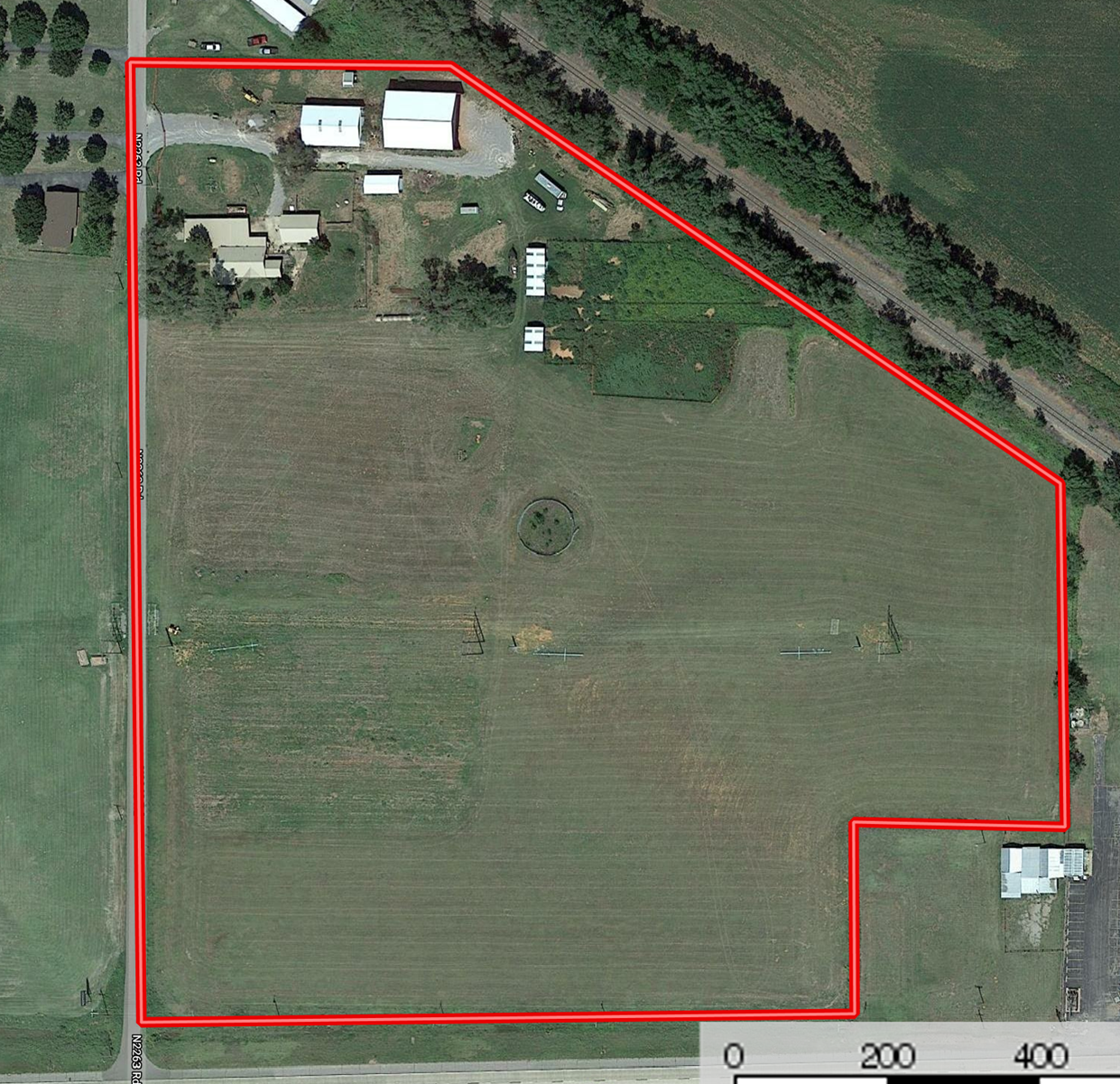 Country home with acreage for Sale in Clinton, OK
