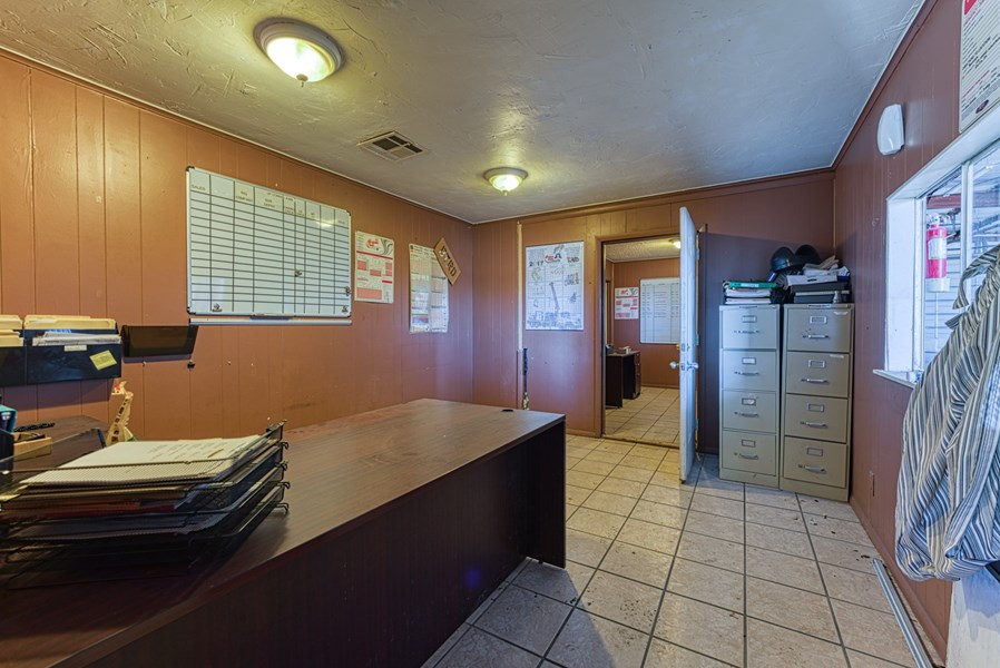 receptist office