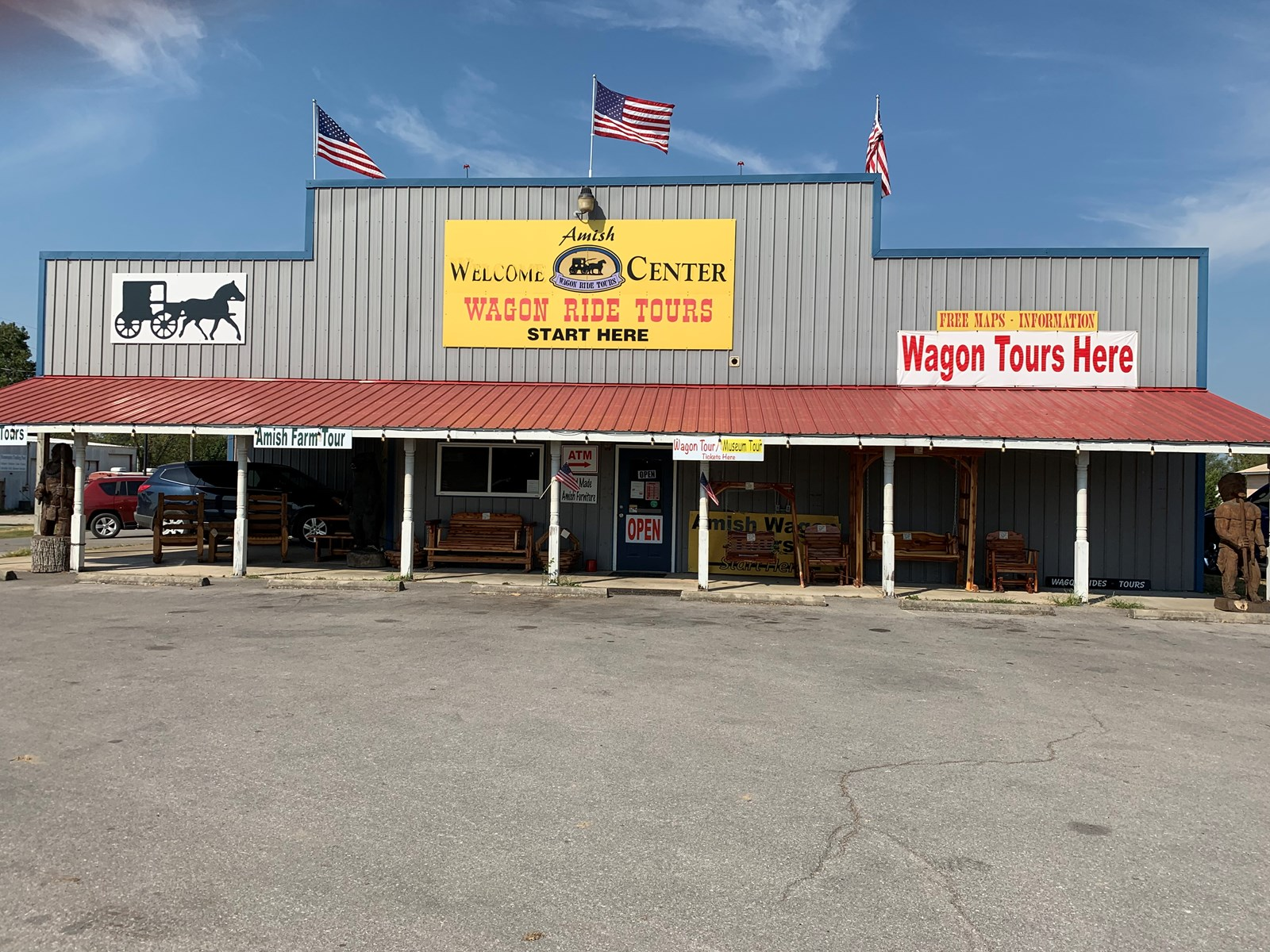 Commercial Building For Sale in the Heart of Ethridge, TN