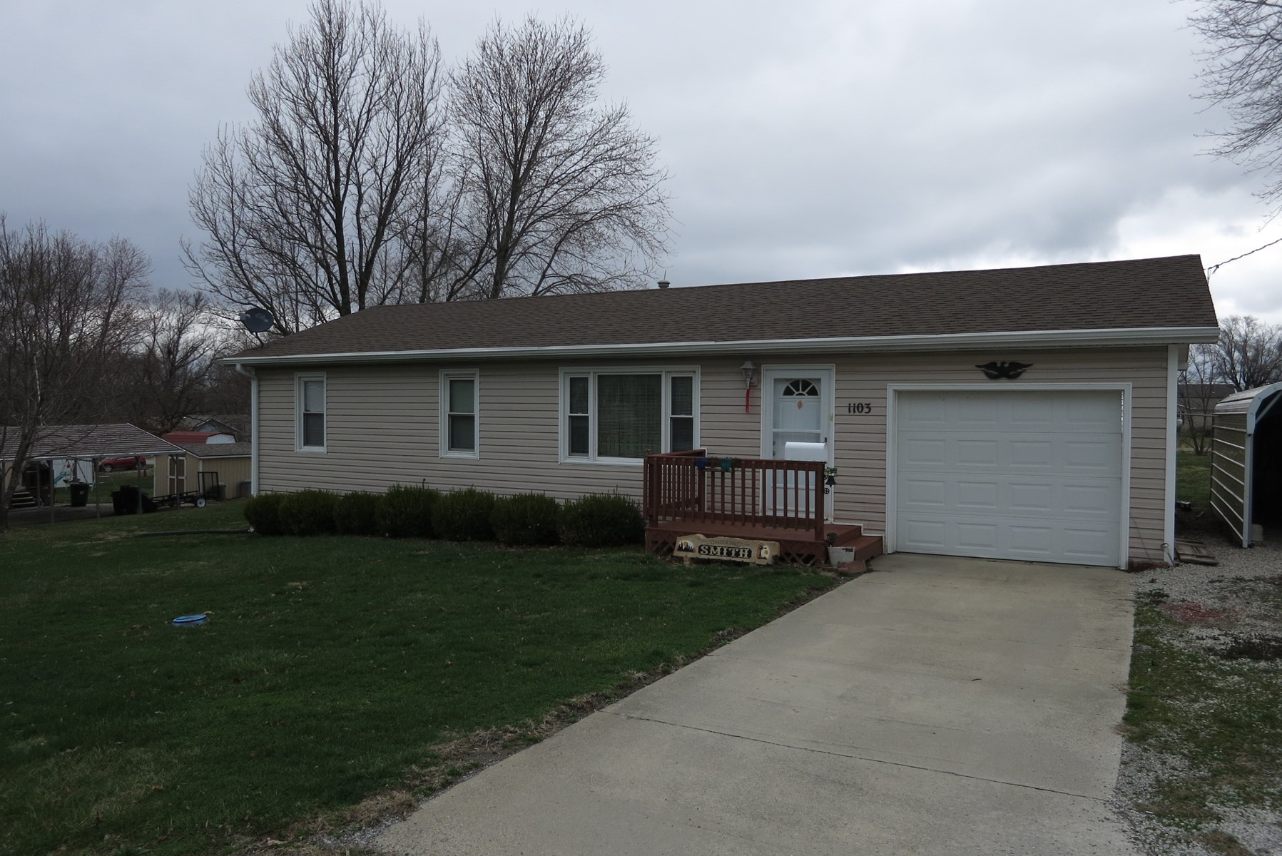 For Sale Ranch Home in Bethany MO
