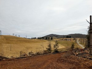 CLEARED LAND FOR SALE IN FLOYD VA!
