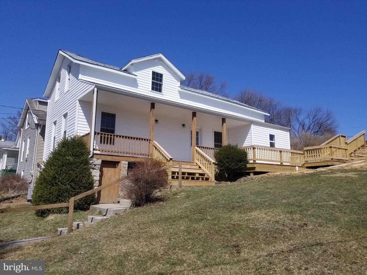 Renovated Frostburg MD Home
