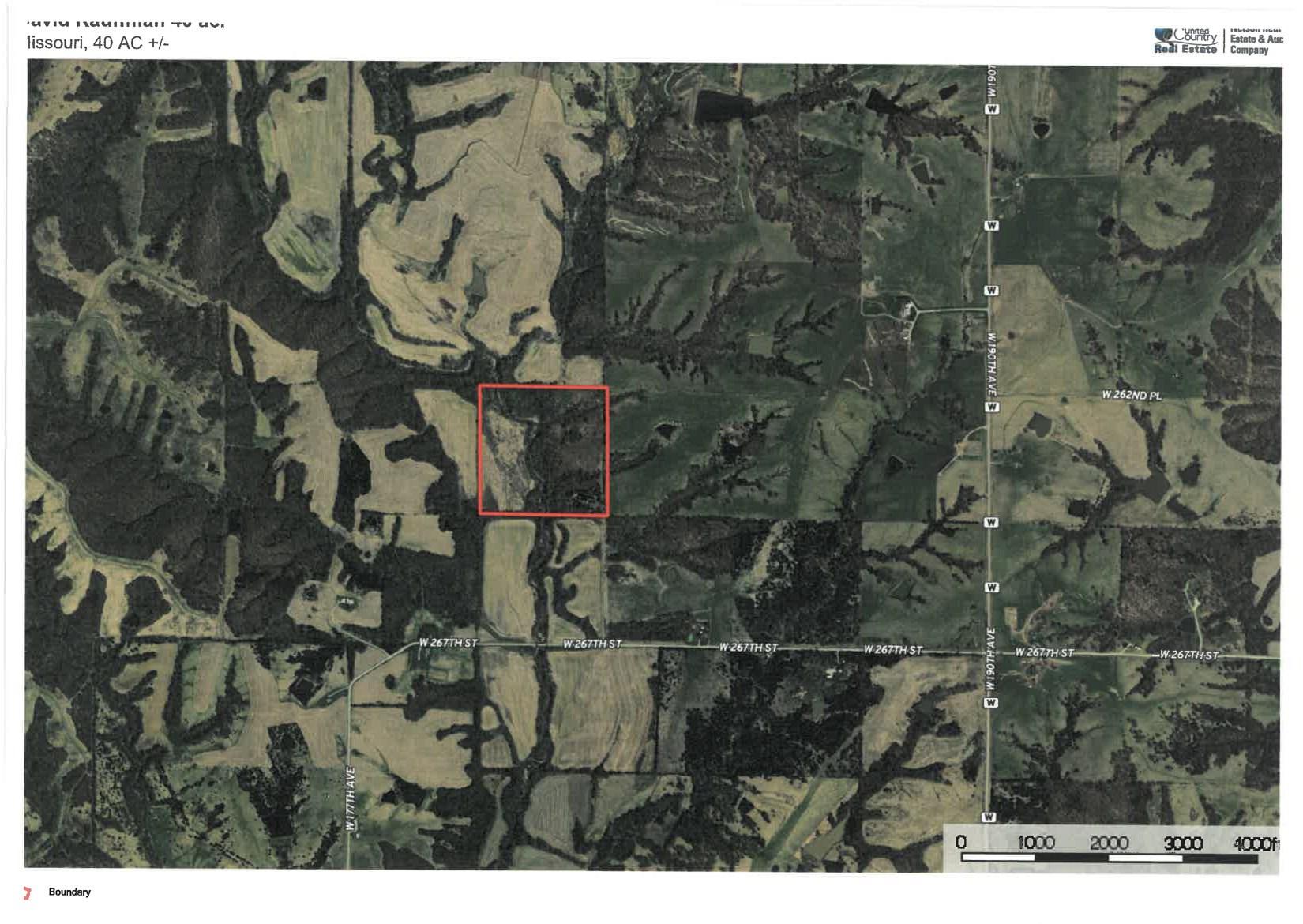 Hunting Ground in Northwest Missouri