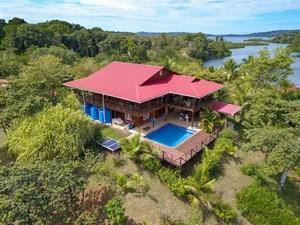 TROPICAL ISLAND COMPOUND, BOCAS DEL TORO PANAMA