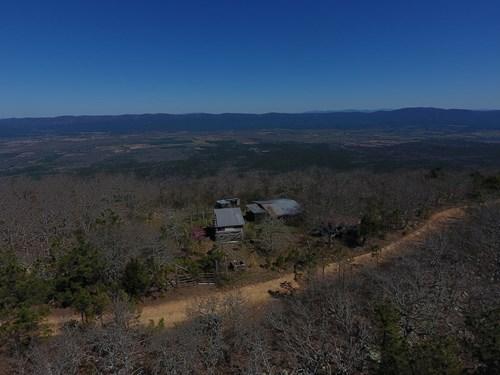5 Acre Off-Grid Kiamichi Mountain Homestead