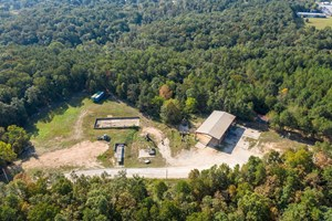 COMMERCIAL LAND WITH ACREAGE FOR SALE IN HOHENWALD TENNESSEE