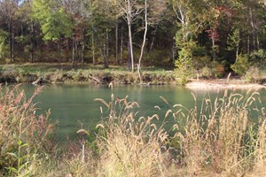 NORTH FORK RIVERFRONT PROPERTY - SOUTHERN MISSOURI OZARKS