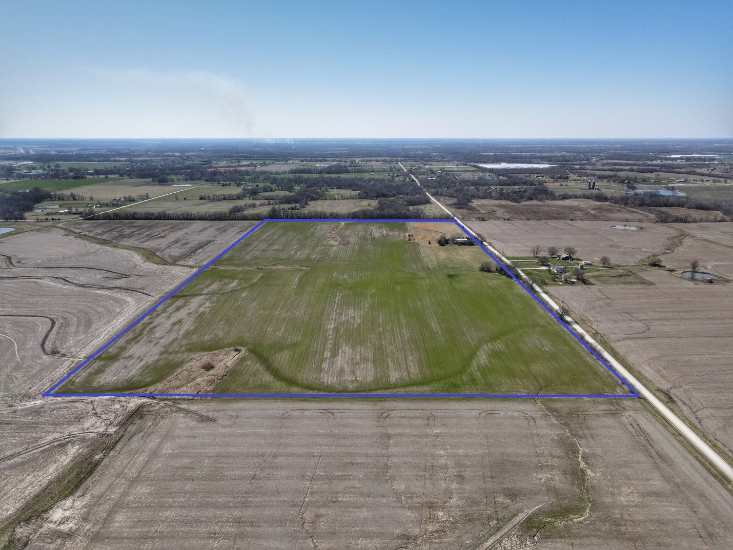 LAND FOR SALE CASS COUNTY MO