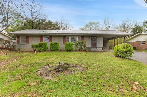 3 Bedroom 2 Bath Home for Sale in Jackson, TN
