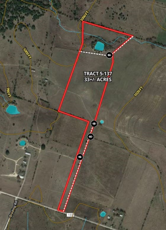 Land for Sale in Texas - 32.06 Acres in Coryell County