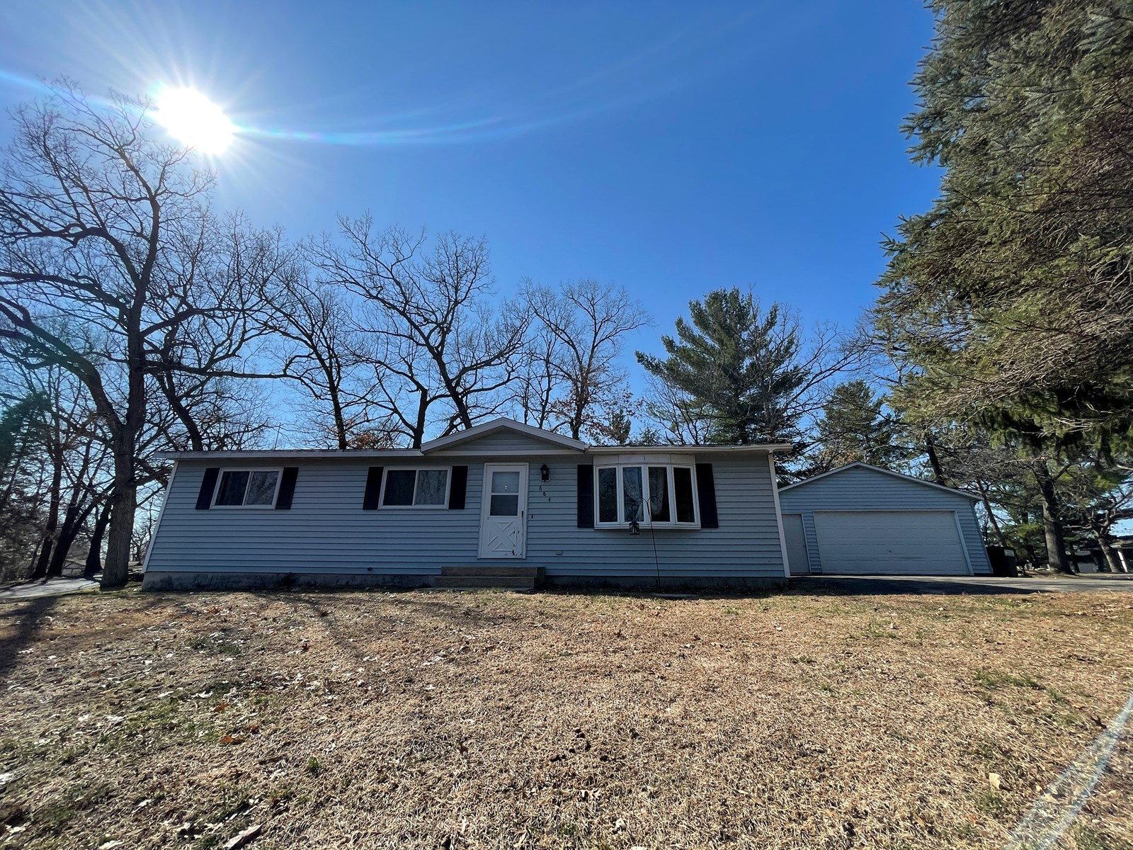 Ranch Home For Sale, City of Waupaca