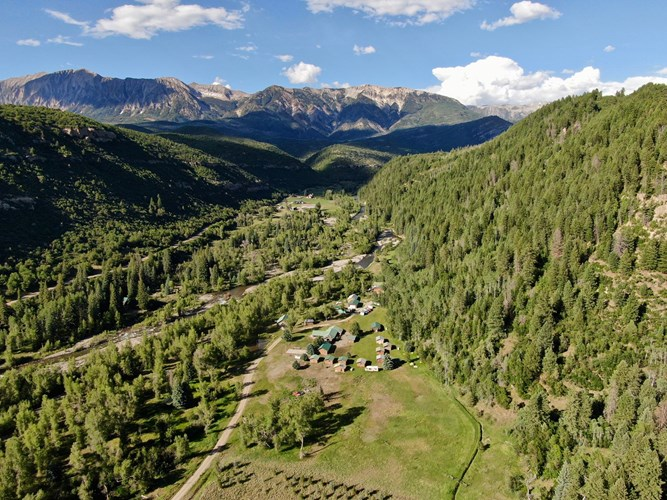 Colorado Mountain Riverfront Guest Ranch For Sale