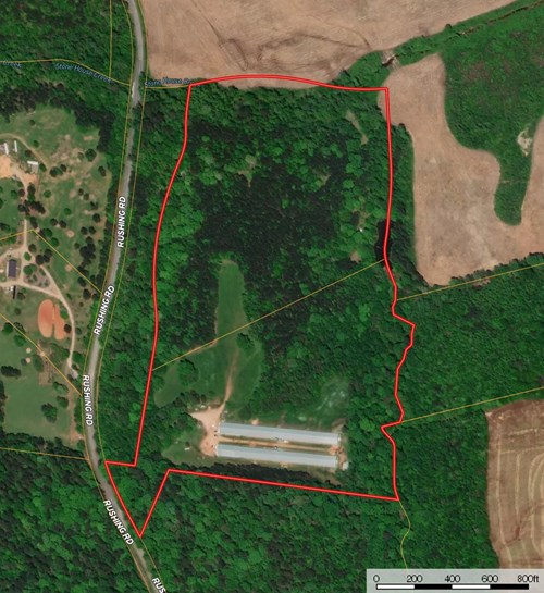 Poultry Farm For Sale in Pageland SC