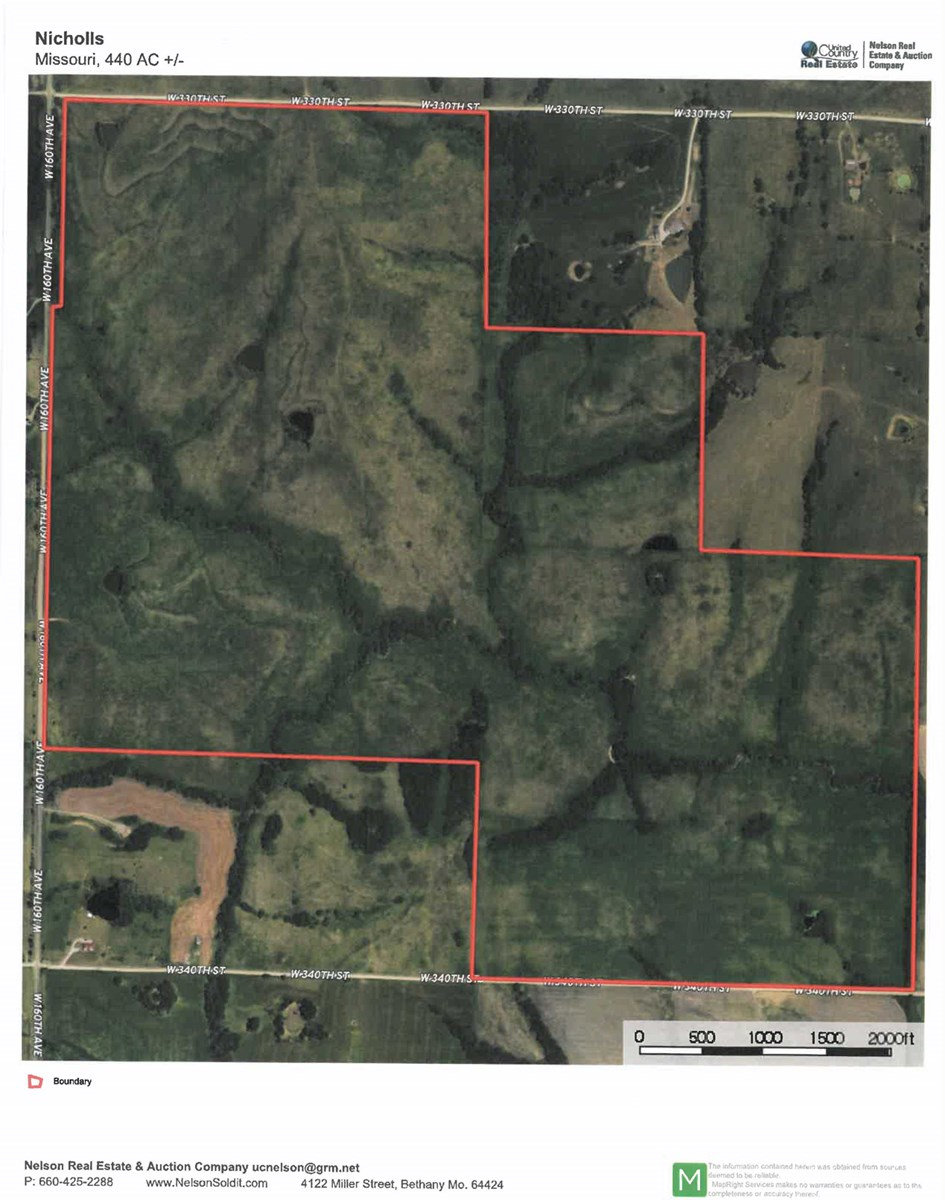 Income Property with Hunting in Northwest Missouri