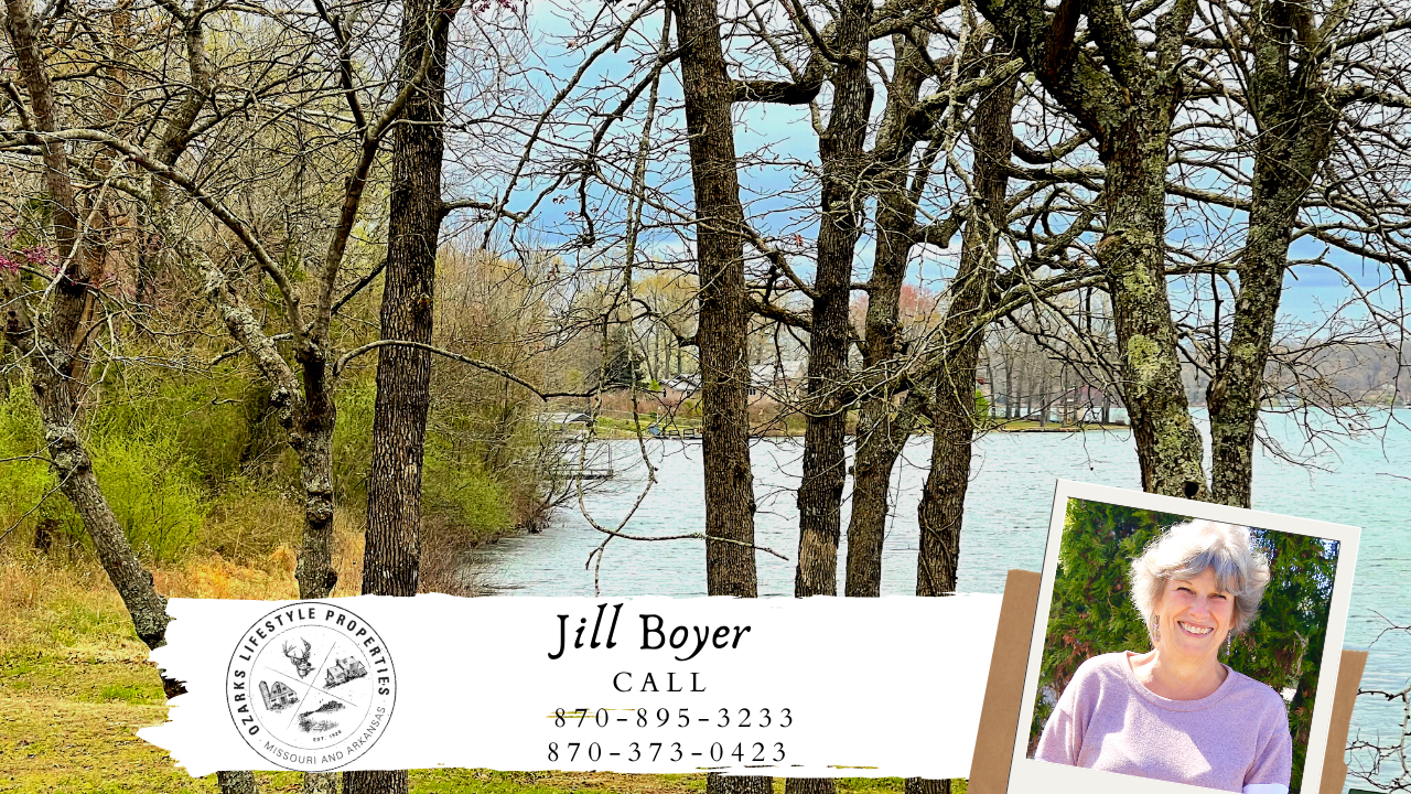 Nice Crown Lake Lots in Horseshoe Bend, AR for Sale!