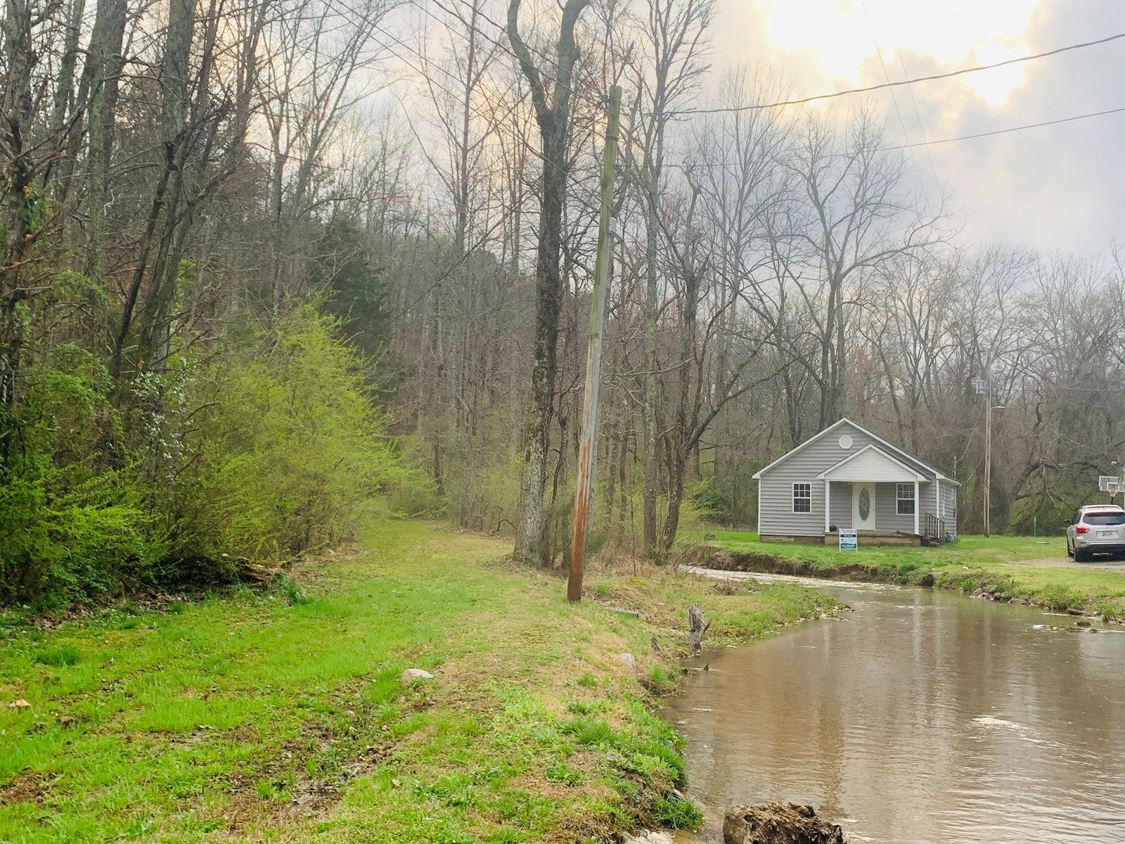 Residential Land with Acreage for Sale in Waynesboro, TN