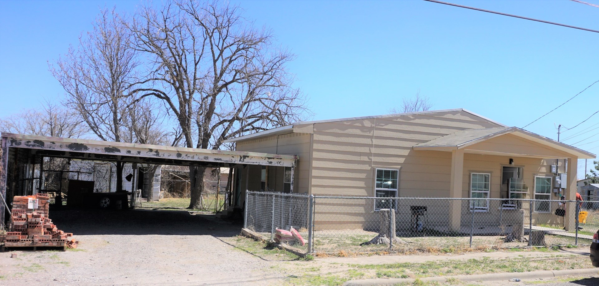 Fort Stockton House For Sale 505 S Front St Pecos Co