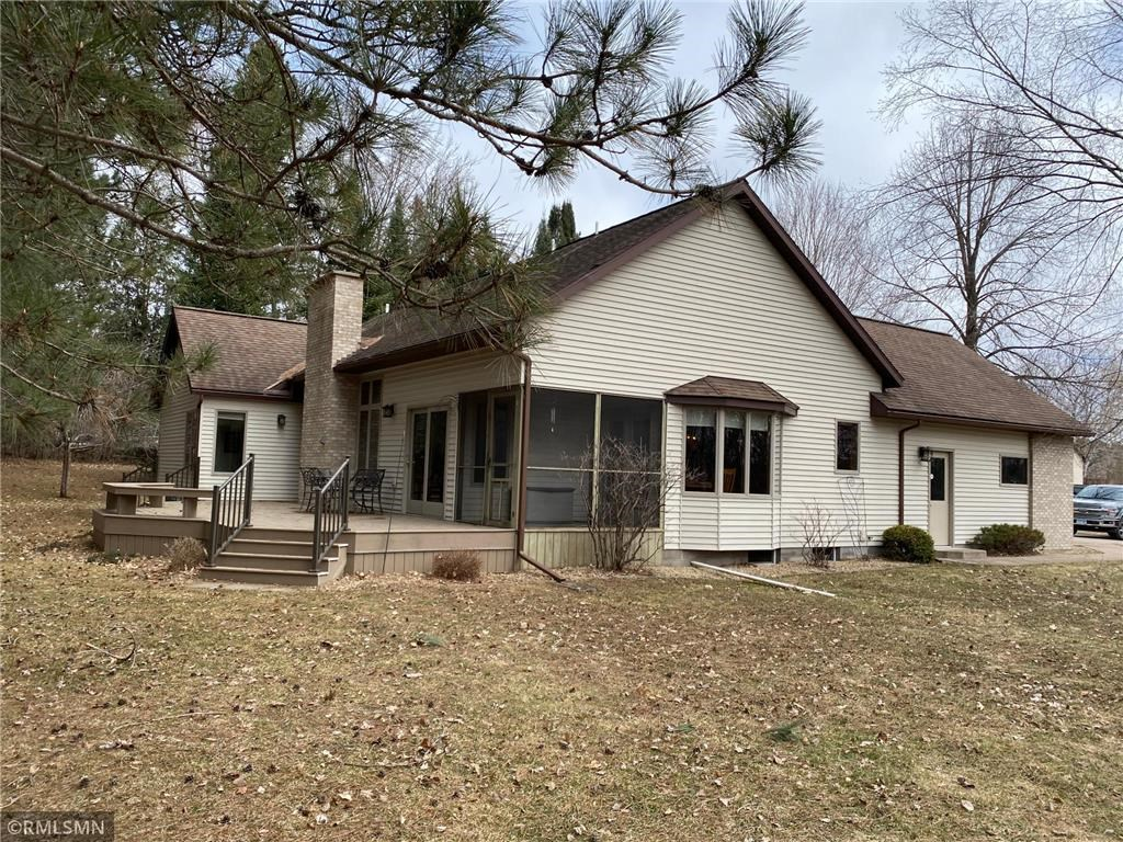 One Level Home for Sale in Town, Sandstone MN