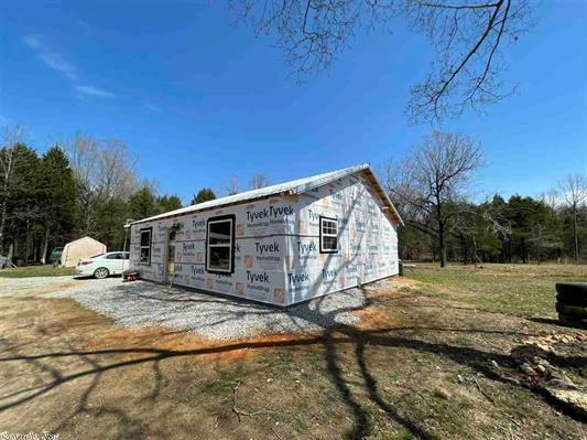 Home on 7+ acres for sale in Fulton County Arkansas
