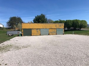 COMMERCIAL 3-BAY GARAGE FOR SALE IN ALBANY, KY - CLINTON CO.