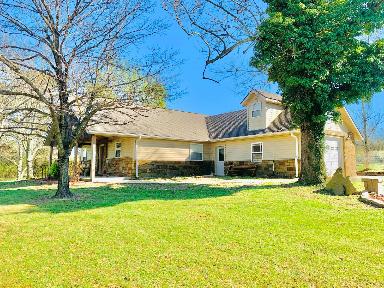 HOME FOR SALE IN CONCORD, ARKANSAS