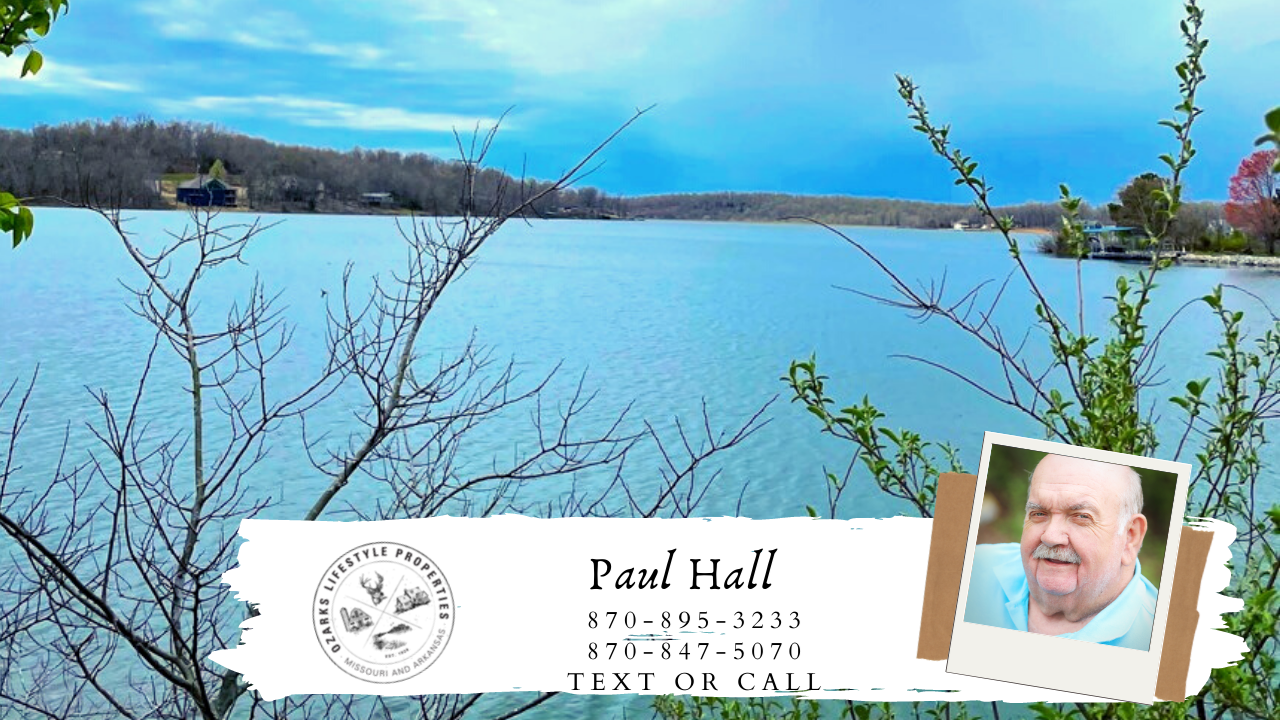 Cleared Level Lake Lot in Horseshoe Bend, AR!