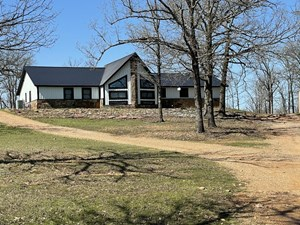 COUNTRY HOME  LAND  RIVER FRONTAGE SOUTHEAST OK-ANTLERS OK