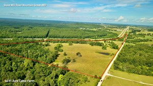 FARM FOR SALE IN SOUTHERN MISSOURI