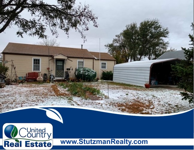Public Auction-3 Bedroom Home