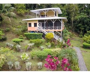 Charming Coastal Home  amazing views  Bocas del Toro Panama